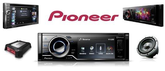 Pioneer - car HI-FI